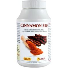 Andrew Lessman's Cinnamon-350 offers a unique high-potency blend of standardized Cinnamon extract delivering the powerful protective compounds naturally present in this nutritionally-rich spice. For centuries, Cinnamon has been sought after, not only for its distinctive flavor, but also for... more details at http://supplements.occupationalhealthandsafetyprofessionals.com/herbal-supplements/cinnamon/product-review-for-cinnamon-350-120-capsules/