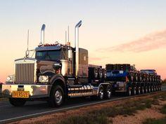 #heavyhauling Heavy Haulage in Australia