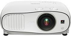Epson - Powerlite Home Cinema 3500 Projector - White