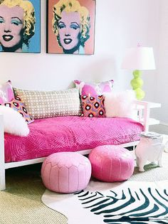 Diy Home Decor Ideas On A Budget It S All About The Pouf The