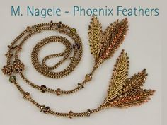 "Workshop - Martina Nagele ""Phoenix Feathers Lariat"" am 04. Dezember 2016"