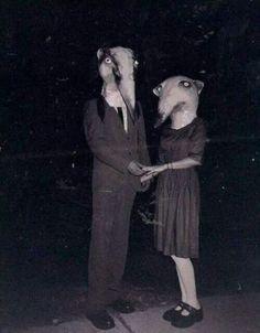 Strange and bizarre