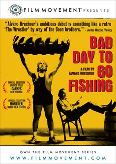 BAD DAY TO GO FISHING | Buy DVDs Canada | Movie | Film Festival Winner | Foreign Films | Independent Films | Indie Films