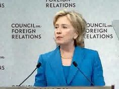 Secretary of State Hillary Clinton acknowledges the influence of the Council of Foreign Relations on U.S. policy. Foreign policy consultant http://www.PaulFDavis.com has touched 70 countries and lived overseas extensively consulting, inspiring and motivating government officials, military, corporate executives, politicians and community leaders. Paul has studied at NYU, Harvard Business School, Hofstra Law School, UCF Twitter.com/PaulFDavis Facebook.com/speakers4inspiration…