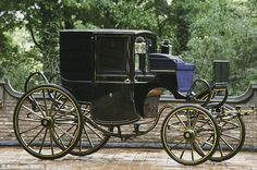 The group of 28 wrought iron coaches have been amassed by a European-based collector over ...