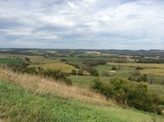 Scenic Overlook in Galena, IL