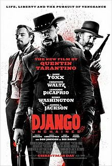 New blog post. What Django Unchained has in common with Toy story 3....