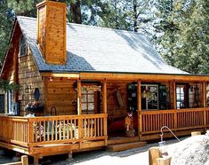 favourite design small cabin homes ideas log 63 63 Favourite Small Log Cabin Homes Design Ideas FavouriteSmallLogCabinHomesDesignIdeas 63 FavouritYou can find Small cabins and more on our website Tiny Cabins, Tiny House Cabin, Log Cabin Homes, Cabins And Cottages, Rustic Cabins, Log Cabin Home Kits, Small Rustic House, Wood Cabins, Rustic Homes