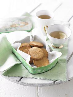 Butternut Cookies - I Quit Sugar