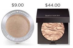 Laura Mercier Face Illuminator is the T-R-U-T-H, but so is this $35 saving with Hard Candy So Baked Bronzer.