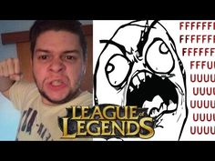 HolyBinder Comenta | Rage | League of Legends - YouTube