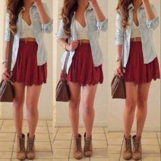 Outfit per fisico perfetto
