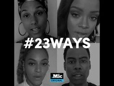 """23 Ways You Could Be Killed If You Are Black In America"" (2016) is a video about extrajudicial killings in the US. It features Alicia Keys, Beyonce, Bono and others . The video is embe…"