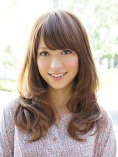 Top 10 Japanese Hairstyles & Hair Colour for 2012