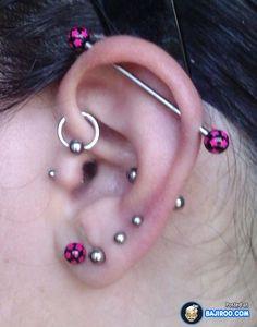 22 Pictures Of Strange Ear Piercing
