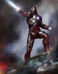 Iron Man Mark VII