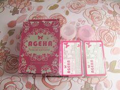 Japan Softlens: Ageha Lunatia in Green