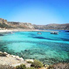 Balos Beach, Crete Photo credits: @linda.1508