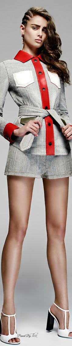 Fendi Resort 2016 #coupon code nicesup123 gets 25% off at  www.Provestra.com www.Skinception.com and www.leadingedgehealth.com