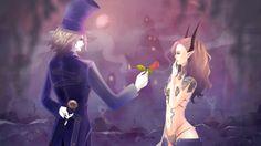 Les écrans de chargement de la Saint Valentin - Fan Art & Médias - TERA - Europe Forum