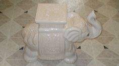 loacl pickup only in maryland but this would be a good white one to find. Approximate 22in x 8in x 16in (L x W x H) Weigh 20lbs