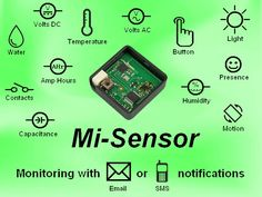 Wireless environment monitoring with email notifications. by Gorko Systems Inc — Kickstarter
