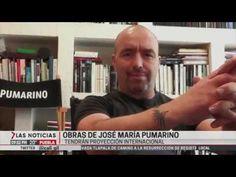 José María Pumarino en Televisa Printing Press, Interview, Writers, Authors, Novels