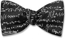 """Mad Scientist"" bow tie from Beau Ties LTD. This will happen...oh yes, it will! (mad cackle?)"