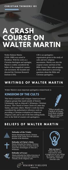 CRASH COURSE- WALTER MARTIN