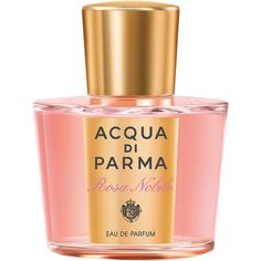 Acqua di Parma Women's Rosa Nobile Eau de Parfum Natural Spray (175 AUD) ❤ liked on Polyvore featuring beauty products, fragrance, perfume, no color, edp perfume, blossom perfume, eau de perfume, acqua di parma perfume and perfume fragrance