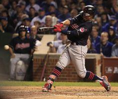 Aguada la fiesta en Chicago | @Indians  toman ventaja de la...