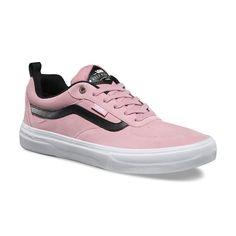 1338c9b48213b1 Vans Kyle Walker Pro (Pink Black)