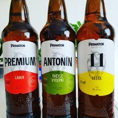 Pivovar Náchod a jejich nové lahve.