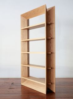 Bookshelf by Kalina Made. - Bookshelf by Kalina Made. Bookshelf by Kalina Made. Furniture Projects, Wood Projects, Diy Furniture, Woodworking Projects, Furniture Design, Joinery Details, Timber Furniture, Easy Home Decor, Furniture Inspiration