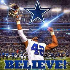 Faith in my team