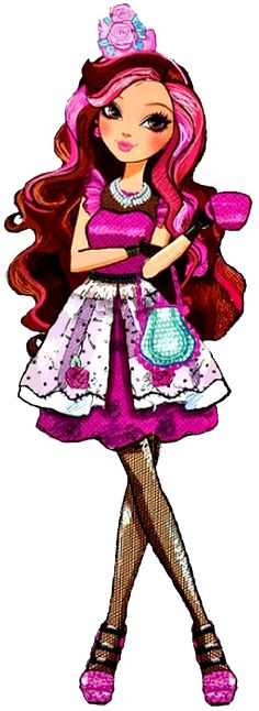 Briar Beauty. Hattastic Party. Profile art