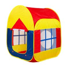 Generous Cute Children Kid Balls Pit Pool Game Play Tent Indoor Outdoor Gaming Toys Hut For Baby Toddlers High Quality Superior Materials Activity & Gear