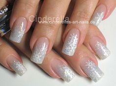Cinderella's Art Nails - Kim de Boer - Picasa Webalbums on we heart it / visual bookmark #17609704