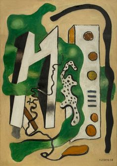 Fernand Leger  Discover the coolest shows in New York at www.artexperience...