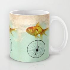 """This makes me think of that line from that U2 song """"a woman needs a man like a fish needs a bicycle"""""""