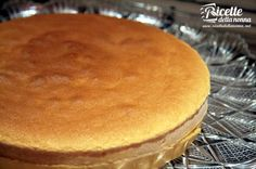 Pane de spagne - Italian spongcake