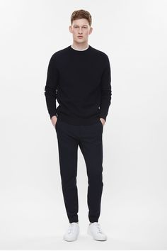COS | Jacquard knit jumper