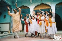 Pictures of  Kathak Dance lesson in jaipur