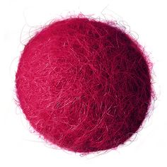 FELT BALL #15. raspberry ; sizes: 1cm, 1,5cm; 2cm, 3cm, 3,5cm, 4cm, 5cm .... by FELTSUPPLIER on Etsy