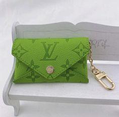 Key Case, Wallet Chain, Green, Design, Products, Fashion, Moda, Fashion Styles