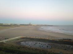 Long sands beach tynemouth 7.45 am 3rd December 2014  Www.tynemouthwebcam.com