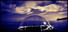 Streamzoo photo - ::ocean bubble:: telos, indonesia Bubbles, Ocean, The Ocean, Sea