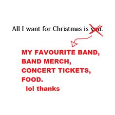 Yet i still never got motionless in white. santa screwed up this year haha