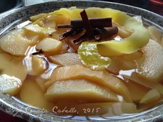 Membrillos en Dulce Acai Bowl, Cantaloupe, Donuts, Fruit, Breakfast, Html, Food, Home, Squeezed Lemon