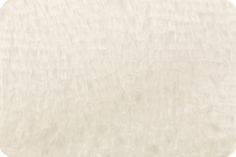 Wavy Mongolian Fur White